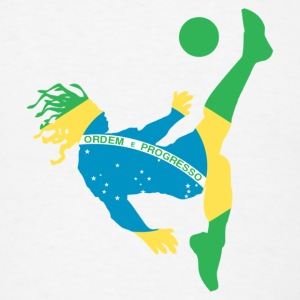 Soccer Brazil - Men's T-Shirt