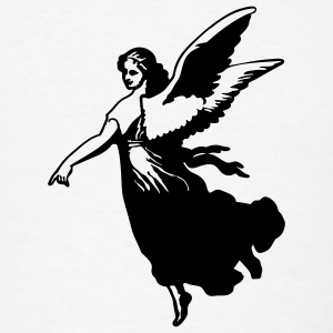 Angel - Men's T-Shirt