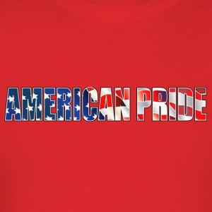American Pride - Men's T-Shirt