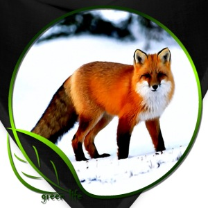 Green Life Series - Arctic Fox (WGT) - Bandana