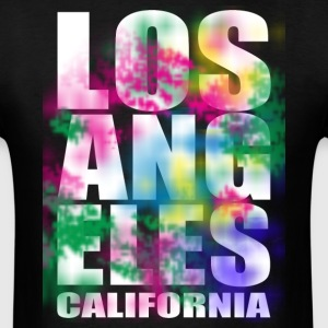 los_angeles - California - Men's T-Shirt