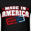 MADE IN AMERICA - Puerto Rican PARTS - Men's T-Shirt