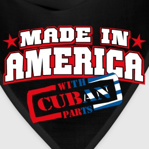 MADE IN AMERICA - CUBAN PARTS - Bandana