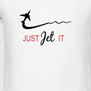 just_jet Hoodies - Men's T-Shirt
