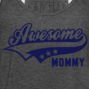 Awesome MOMMY T-Shirt PH - Women's Flowy Tank Top by Bella