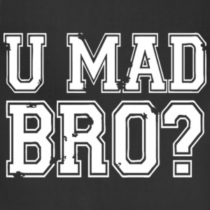 U MAD BRO JERSEY SHORE T-Shirts - Adjustable Apron