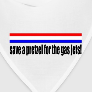 save a pretzel for the gas jets rick perry - Bandana