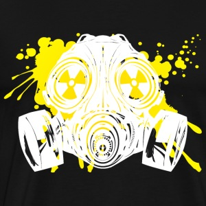 GAS_MASK_PROTECTION - Men's Premium T-Shirt
