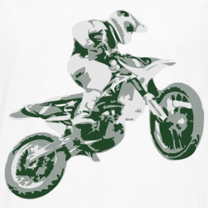 Motocross - Men's Premium Long Sleeve T-Shirt
