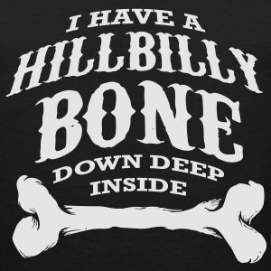 Hillbilly Bone - Men's Premium Tank