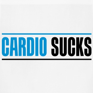 Cardio sucks - Adjustable Apron