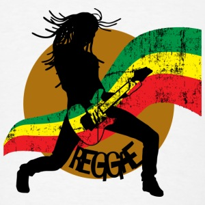 Reggae - Men's T-Shirt