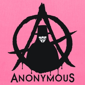Anonymous Vendetta 2c Women's T-Shirts - Tote Bag
