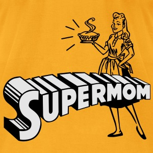 supermom Bags  - Men's T-Shirt by American Apparel
