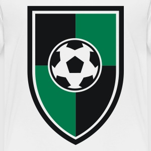 Soccer Blazon Logo 03.2_2c Kids' Shirts - Toddler Premium T-Shirt