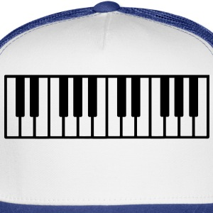 Piano Kids' Shirts - Trucker Cap