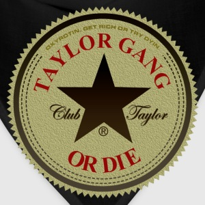 Taylor GANG Club Taylor All Star - Bandana