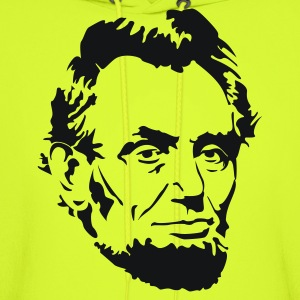 Abe Lincoln T-Shirts - Men's Hoodie