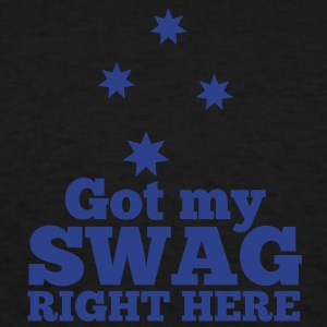 GOT MY SWAG right here with southern cross stars Zip Hoodies/Jackets - Men's T-Shirt