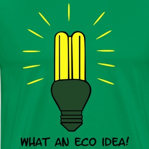 Eco Idea! Hoodies - Men's Premium T-Shirt