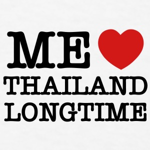 ME LOVE THAILAND LONGTIME - Men's T-Shirt