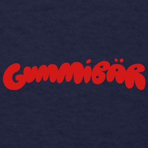 Gummibär Logo Caps - Men's T-Shirt