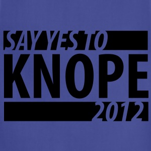 Say Yes To Knope 2012 Women's T-Shirts - Adjustable Apron