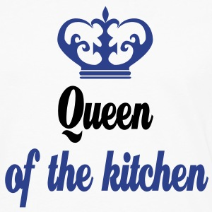 queen of the kitchen shirt - Men's Premium Long Sleeve T-Shirt
