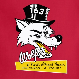 Wolfies T-Shirts - Adjustable Apron