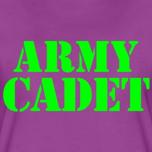 army cadet in stencil Baby & Toddler Shirts - Women's Premium T-Shirt