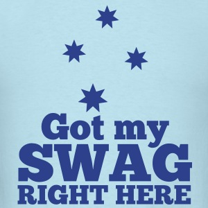 GOT MY SWAG right here with southern cross stars Baby & Toddler Shirts - Men's T-Shirt