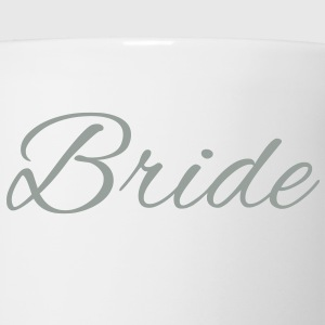 Bride Text Word Graphic Design Picture Vector Hoodies - Coffee/Tea Mug