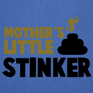 Mother's little Stinker with a steamy poo poop turd Sweatshirts - Tote Bag