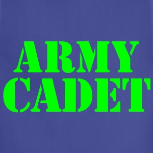 army cadet in stencil Sweatshirts - Adjustable Apron