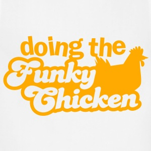doing the FUNKY CHICKEN Sweatshirts - Adjustable Apron