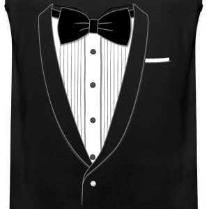 Fake Tuxedo Youth - Men's Premium Tank