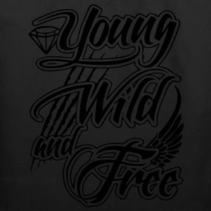 Young, Wild, and Free T-Shirts - stayflyclothing.com - Eco-Friendly Cotton Tote