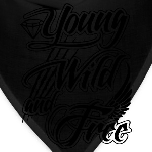 Young, Wild, and Free T-Shirts - stayflyclothing.com - Bandana