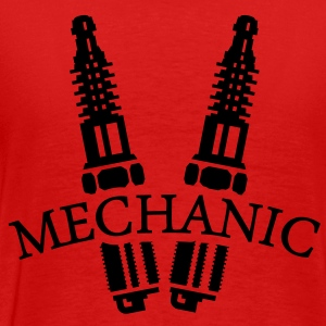 mechanic (1c) Hoodies - Men's Premium T-Shirt