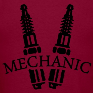 mechanic (1c) Hoodies - Men's T-Shirt
