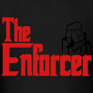 The Enforcer (hockey) Hoodies - Men's T-Shirt