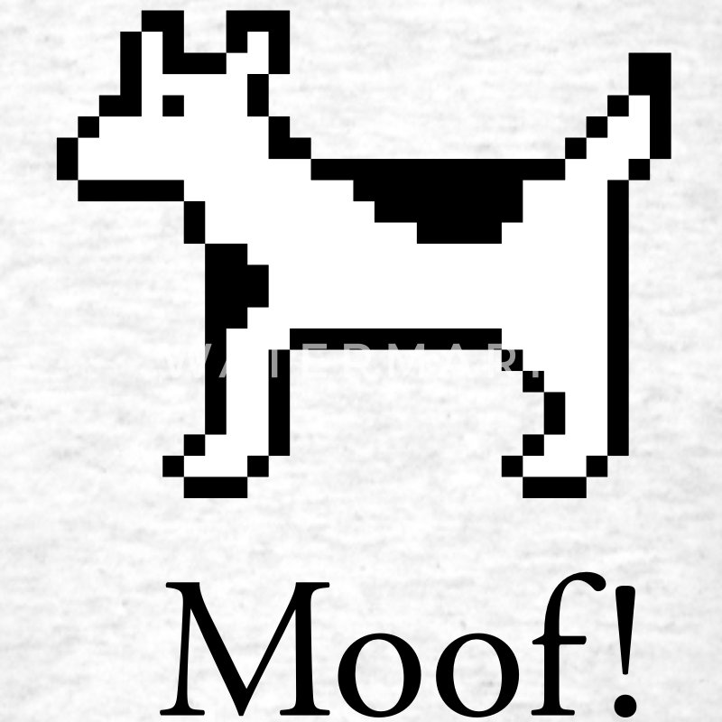 Moof! T-Shirts - Men's T-Shirt