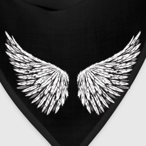 Angel Wings Women's T-Shirts - Bandana