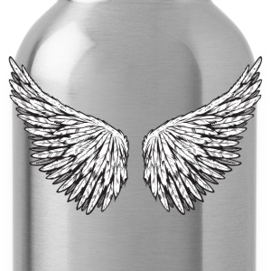 Angel Wings Women's T-Shirts - Water Bottle