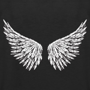 Angel Wings Women's T-Shirts - Men's Premium Tank