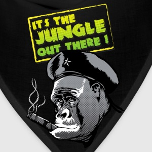 It's the jungle out there ! T-Shirts - Bandana