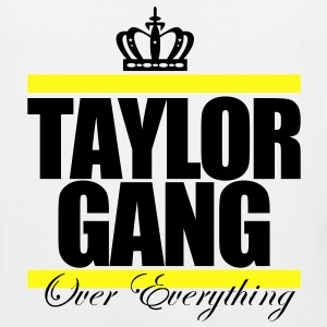Taylor gang Over Everything - Men's Premium Tank