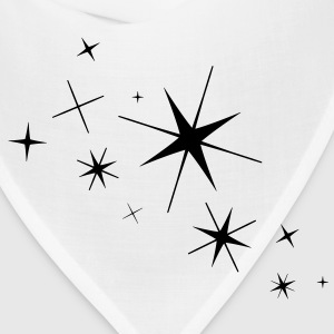 Stars - High Quality Vector T-Shirts - Bandana