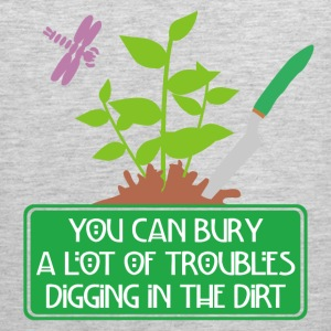 Gardening: Digging in the Dirt - Men's Premium Tank