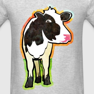 Dairy Cow - Men's T-Shirt